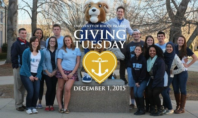 Giving Tuesday has Arrived!