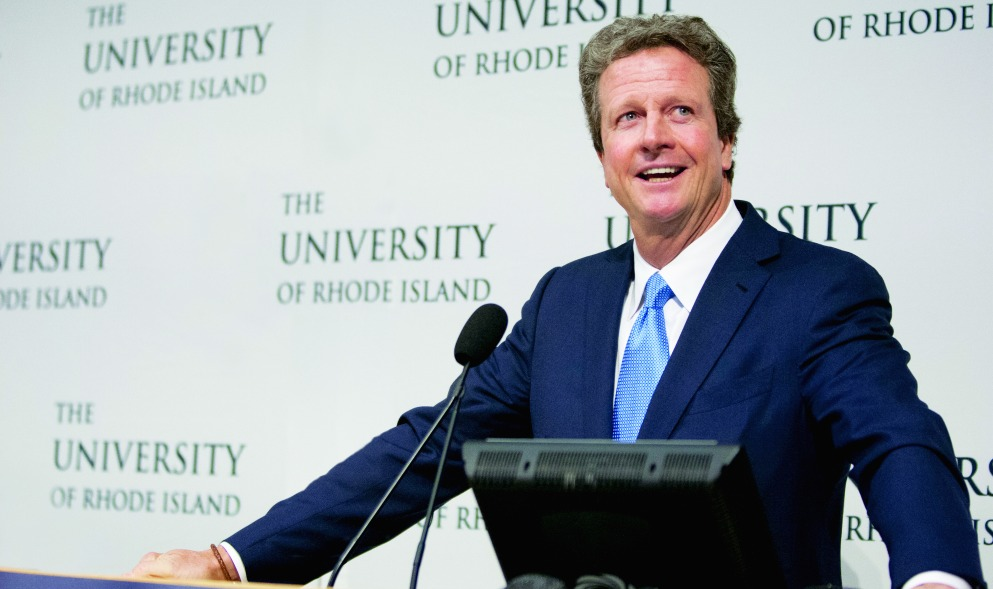 Tom Ryan '75 Named Chairman of the Foundation Board