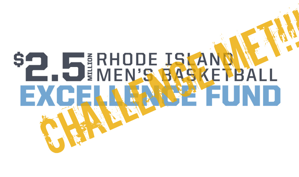 Ryan Basketball Challenge Nets $2.5M for URI Program